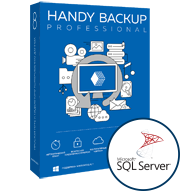 Handy Backup Professional+MSSQL