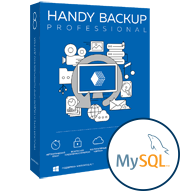 Handy Backup Professional+MySQL