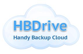 HBDrive - Удалённый сервер для резервного копирования