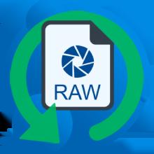Резервное копирование RAW файлов