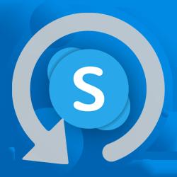 Резервное копирование Skype