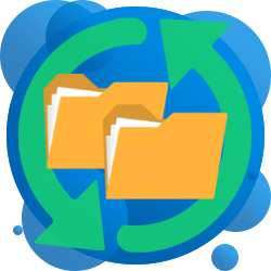 Синхронизация папок и файлов
